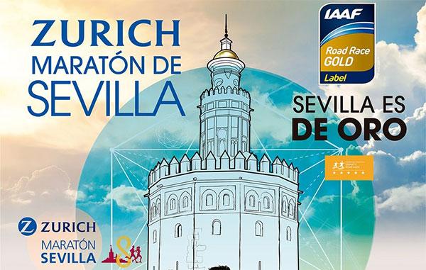 El Maratón de Sevilla volverá a albergar el Campeonato de España de la distancia