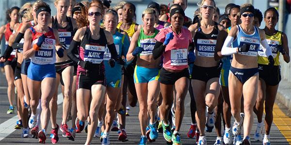 Un estudio asegura que las mujeres runners rinden más que los hombres