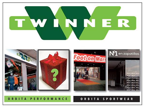 Twinner Iberia ultima un nuevo concepto de tienda de deporte