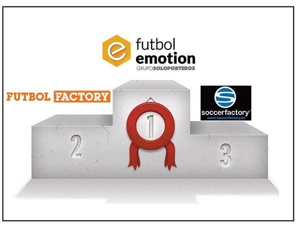 Las mejores tiendas online de futbol en España