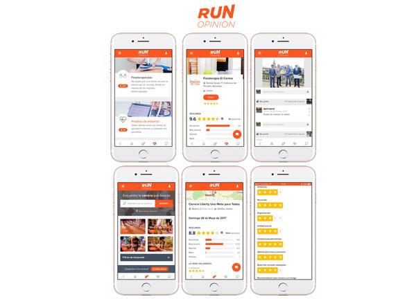 RunOpinion se renueva y presenta nuevas funcionalidades