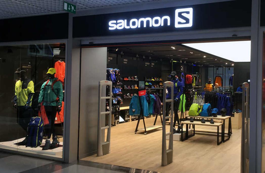 Salomon abre su primera tienda monomarca en Andorra
