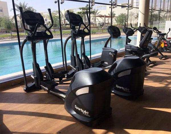 SportsArt proveerá la maquinaria de fitness de la Ciudad Sostenible