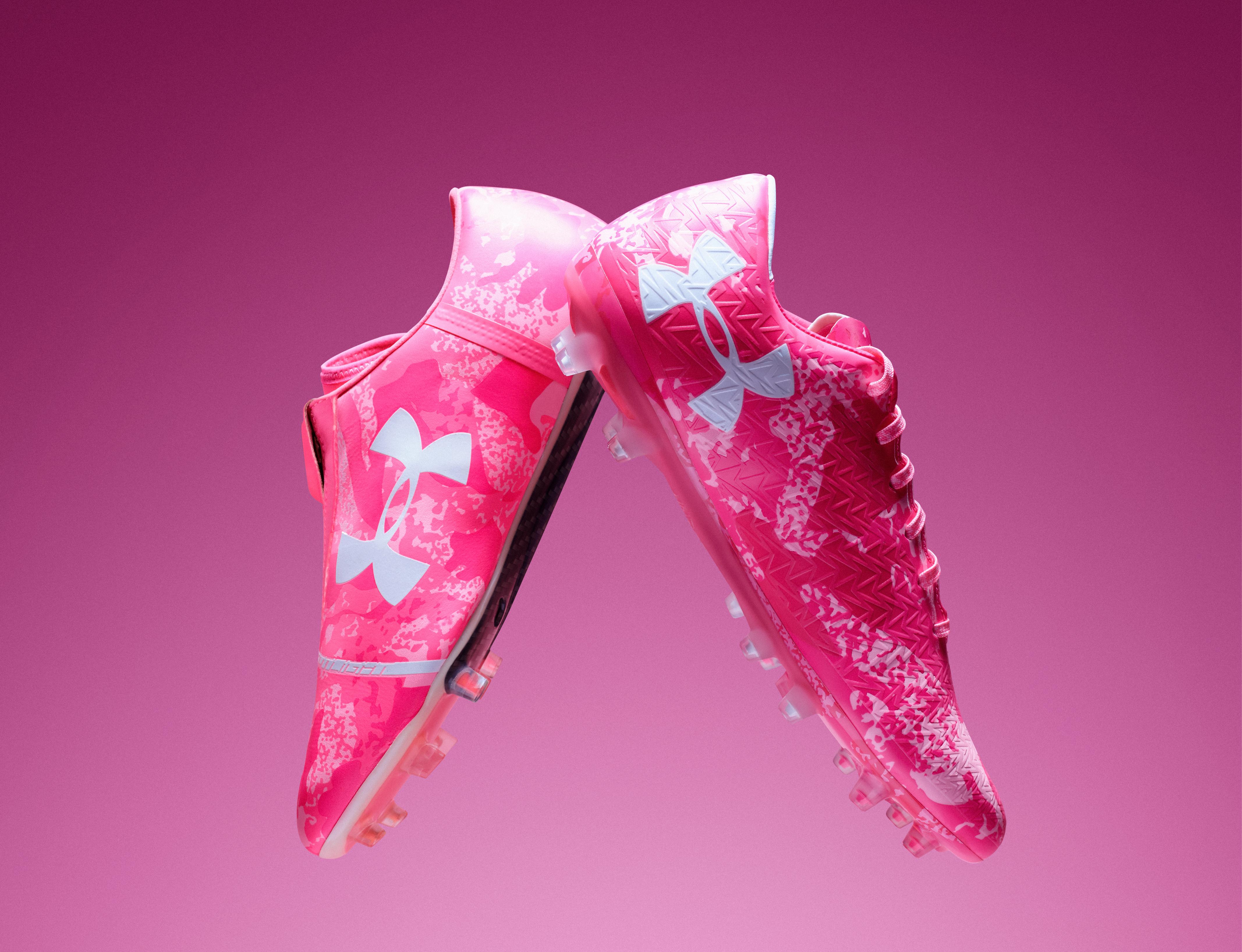 Under Armour se calza de rosa para combatir el cáncer de mama