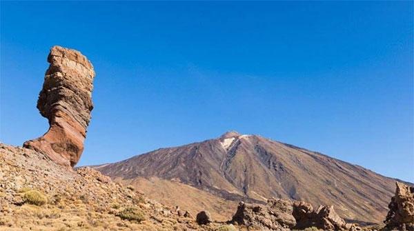 Encontrado en el Teide el cadáver momificado del triatleta Victor Teni