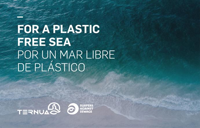 Ternua impulsa la retirada de más de 30 toneladas de basura en playas británicas