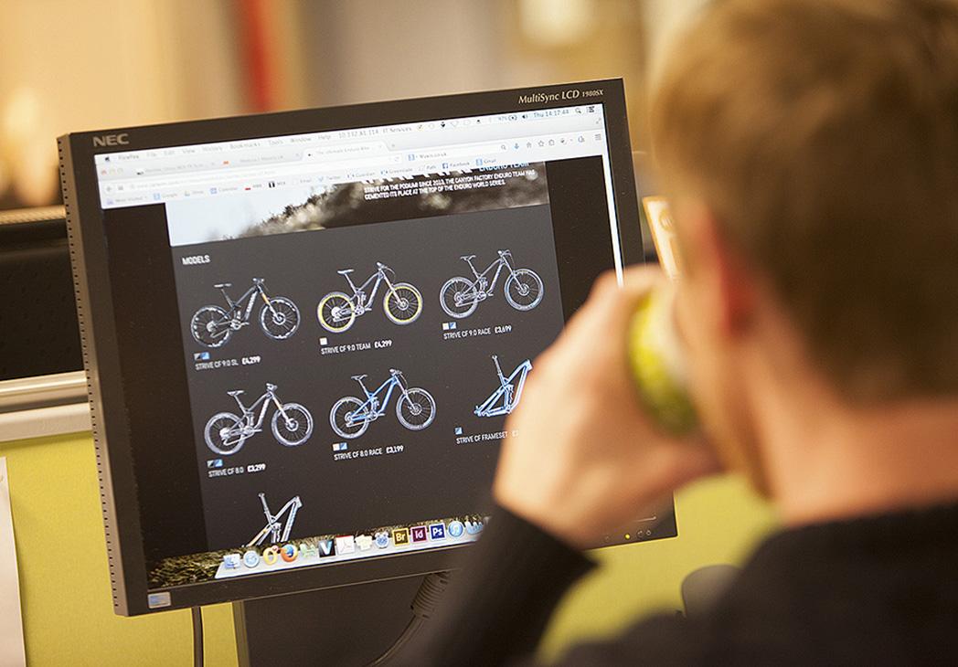 Las mejores tiendas online de ciclismo de España