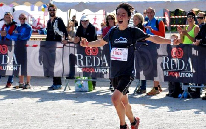 La joven promesa del trail Tom Carsolio fallece en el Mont Blanc