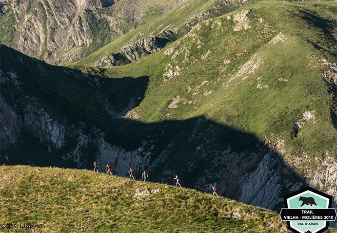 Dynafit renueva como patrocinador del Trail Vielha Molières 3010