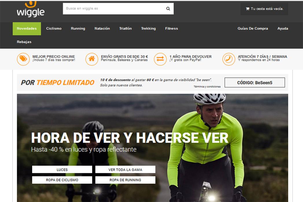 Wiggle compra Bike24 y se convierte en el mayor e-commerce deportivo de Europa