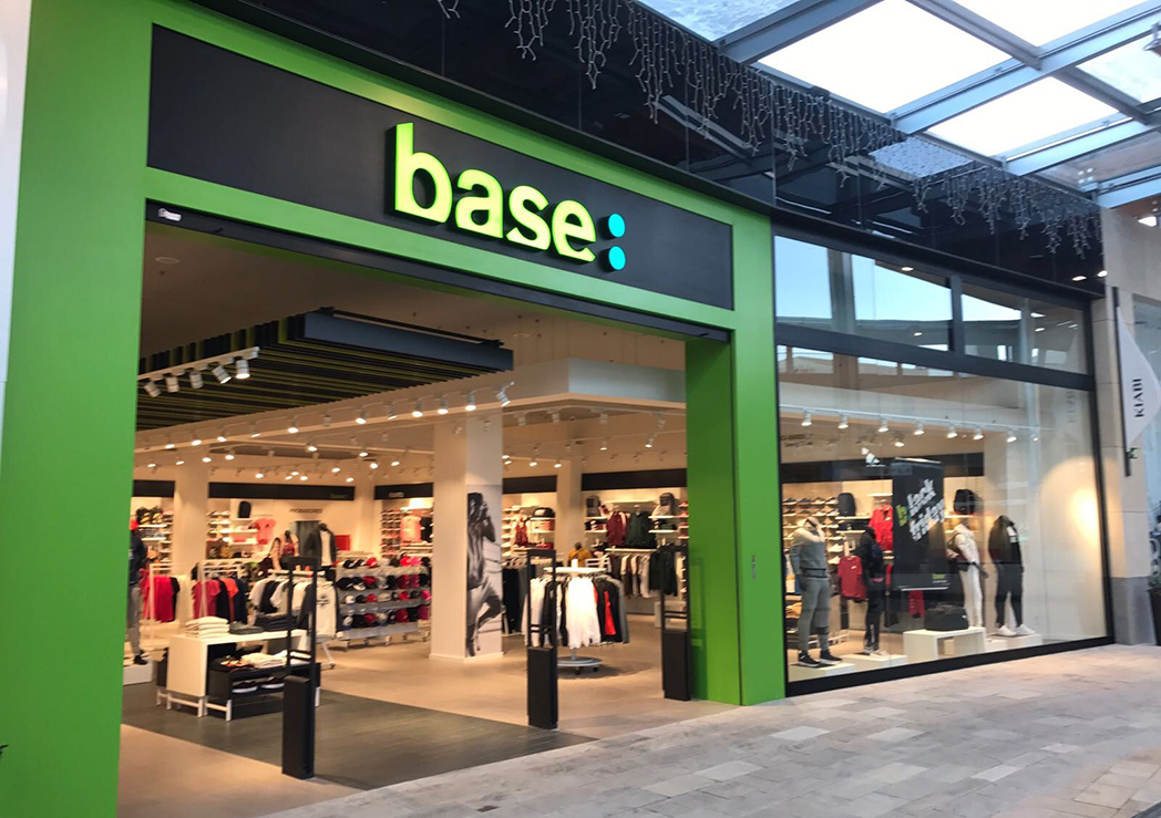 Base Bazar Sport encumbra a Base en Canarias