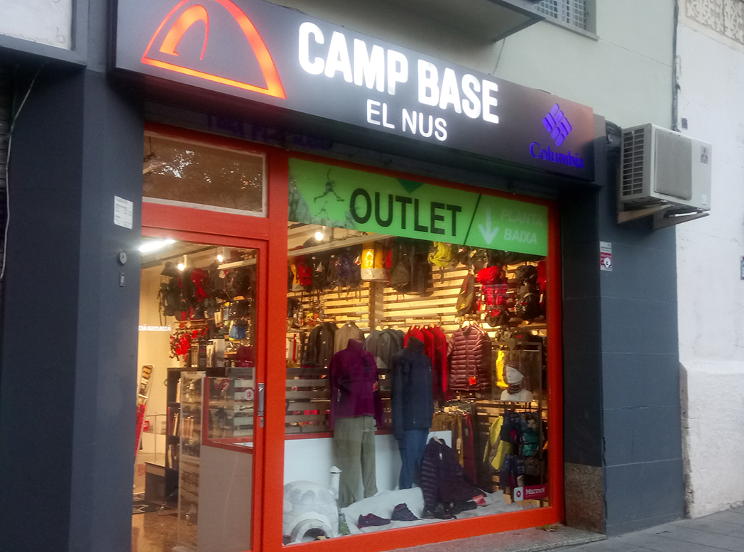 Camp Base creció un 70% durante 2017