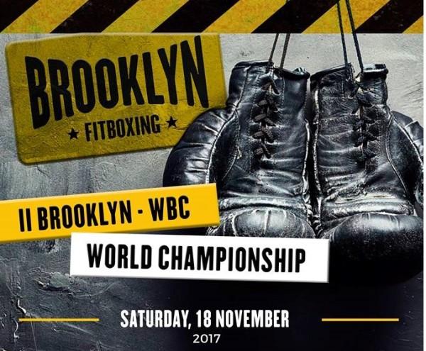 Se celebra  la final del Campeonato Mundial Brooklyn Fitboxing
