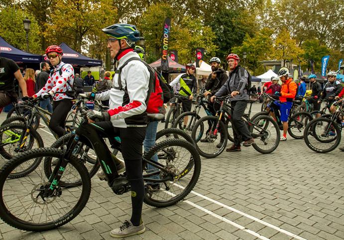 Los E-Bike Days celebrarán dos ediciones en 2018