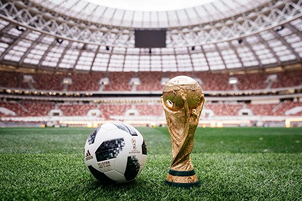 Adidas anuncia el balón oficial para el Mundial de Rusia 2018