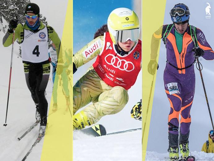 Fischer Sports Spain presenta a sus 18 atletas para esta temporada