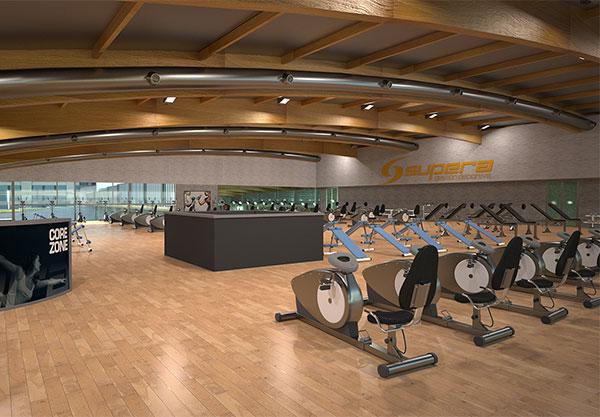 Portobello formaliza la compra de los gimnasios Supera