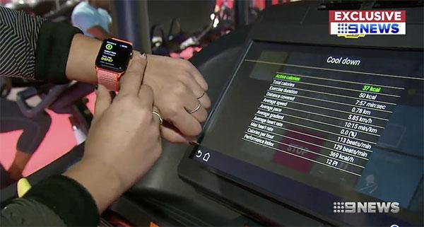 """Primeros pasos de GymKit, el sistema que """"comunica"""" la maquinaria del gimnasio con Apple Watch"""