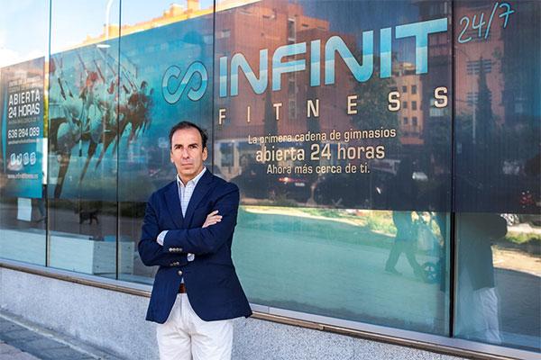 Infinit Fitness refuerza su estructura para crecer un 20% en 2018
