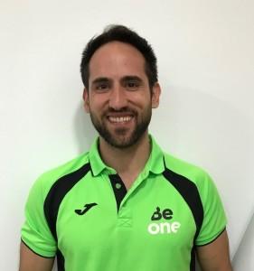 Juan del Barrio, Técnico de BeOne Boadilla