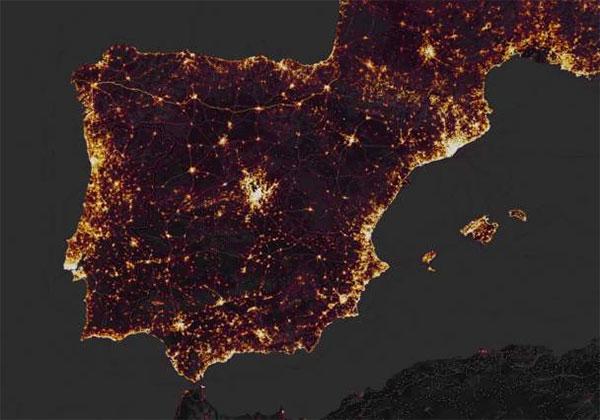 Crean un mapa mundial con los mejores lugares para correr y salir en bici