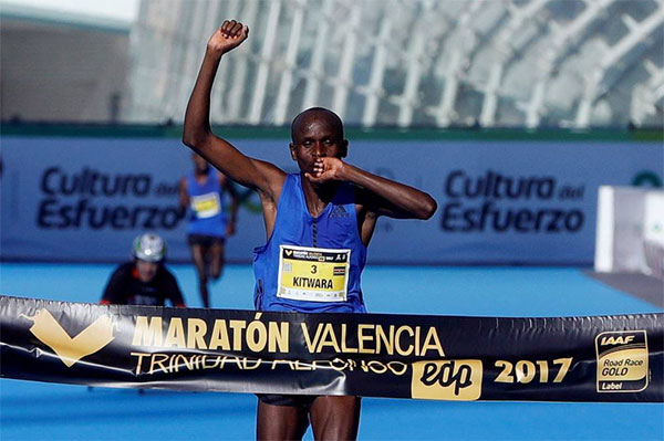 El maratón de Valencia pulveriza su récord