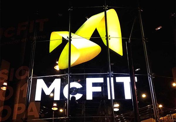 McFit ofrecerá clases dirigidas presenciales para atraer al público femenino