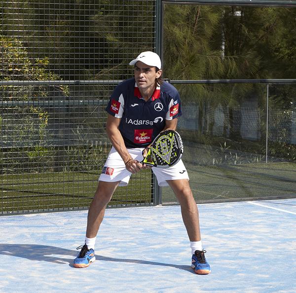 Dunlop renueva a Juani Mieres, actual campeón de España