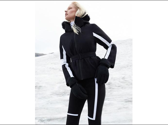 Oysho lanza su primera colección de ropa de nieve