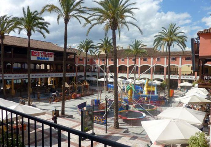 El mayor outlet del sur de España abrirá en Málaga a finales de 2018