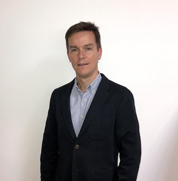 Richard Jackson, nuevo general manager de Dunlop España