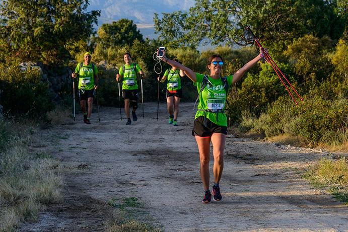 El Oxfam Intermón Trailwalker Madrid introduce una modalidad de 50km