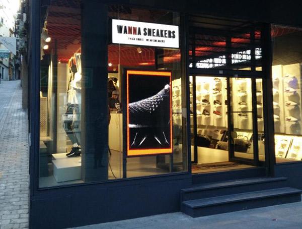 Wanna Sneakers desembarca en Andalucía y crece en Canarias