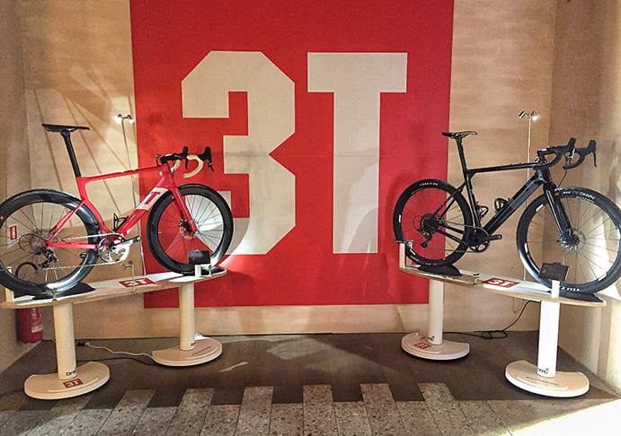 Sportmed introduce la marca 3T Cycling en España