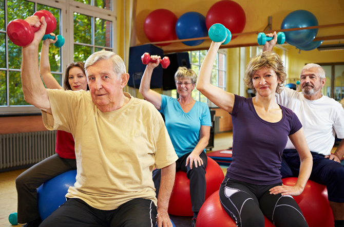 El entrenamiento de alta intensidad retrasa la progresión del Parkinson