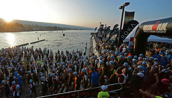 Ironman celebra su 40 aniversario con 40 plazas conmemorativas