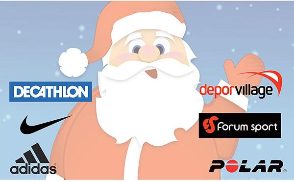 Las mejores tiendas online multideporte para estas navidades