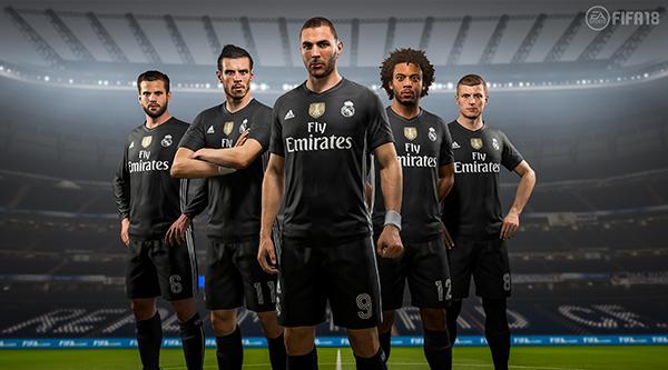 Adidas Fútbol se introduce en el diseño de equipaciones digitales