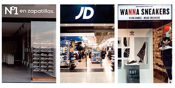 Operadores del deporte impulsan la expansión del canal sneaker en España