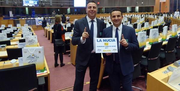 La Nucía gana el premio a Mejor Villa Europea del Deporte de todos los tiempos