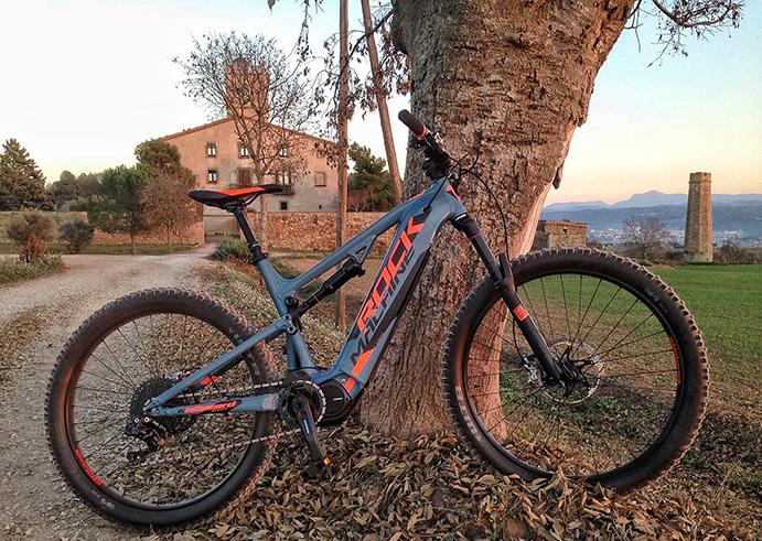 Las bicis Rock Machine llegan a España de la mano de Sportmed