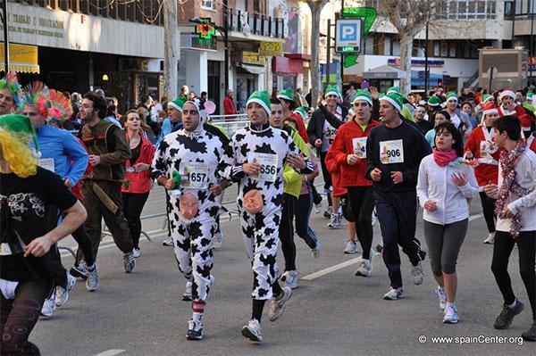 Las mejores carreras San Silvestre de España