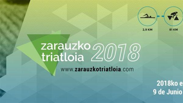 El Triatlón de Zarautz cambia su proceso de inscripción
