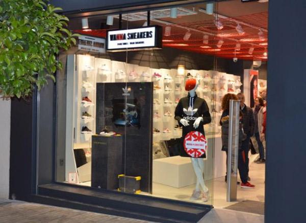 Wanna Sneakers concluye 2017 con nueve tiendas