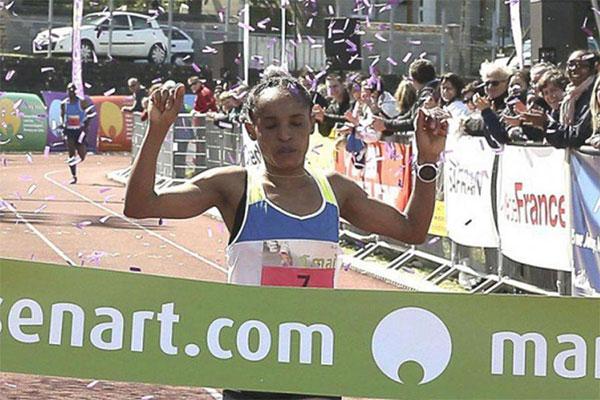 Asesinan en París a la maratoniana Zenash Gezmu