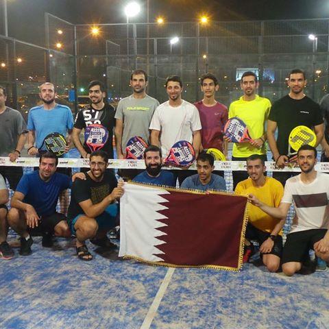 Para sorpresa de Padel Qatar, los qataríes han mostrado un gran interés por el padel.