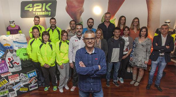 """42K Running: """"El textil deportivo técnico se ha vendido durante años a un precio desorbitado"""""""