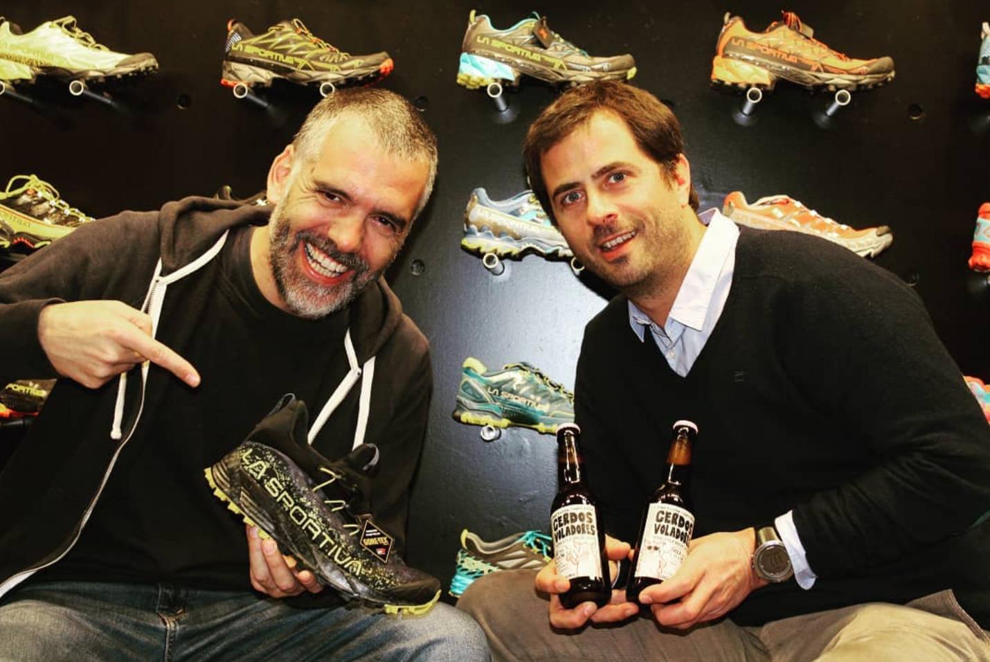 Barcelona Beer Company y La Sportiva unen esfuerzos