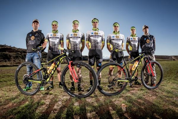 El Buff Scott MTB Team incorpora a Luis Leao Pinto y Miguel Muñoz
