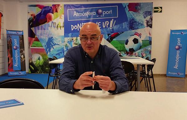Atmósfera Sport Blue iniciará la venta online el segundo trimestre